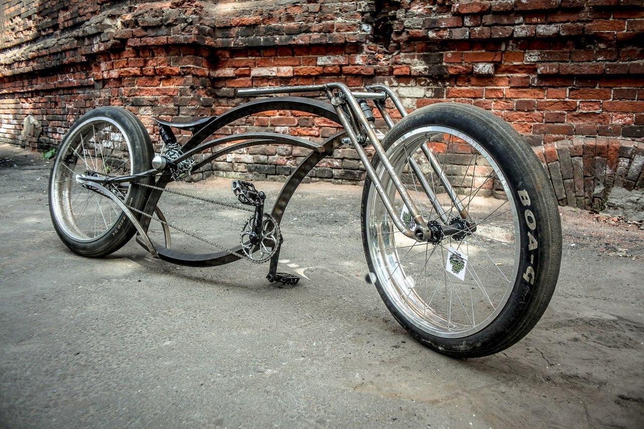 Самые необычные велосипеды 3
