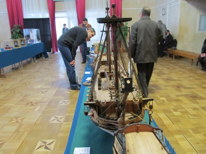 выставка кораблей
