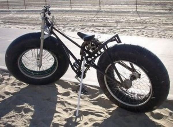 Велосипед для пляжа