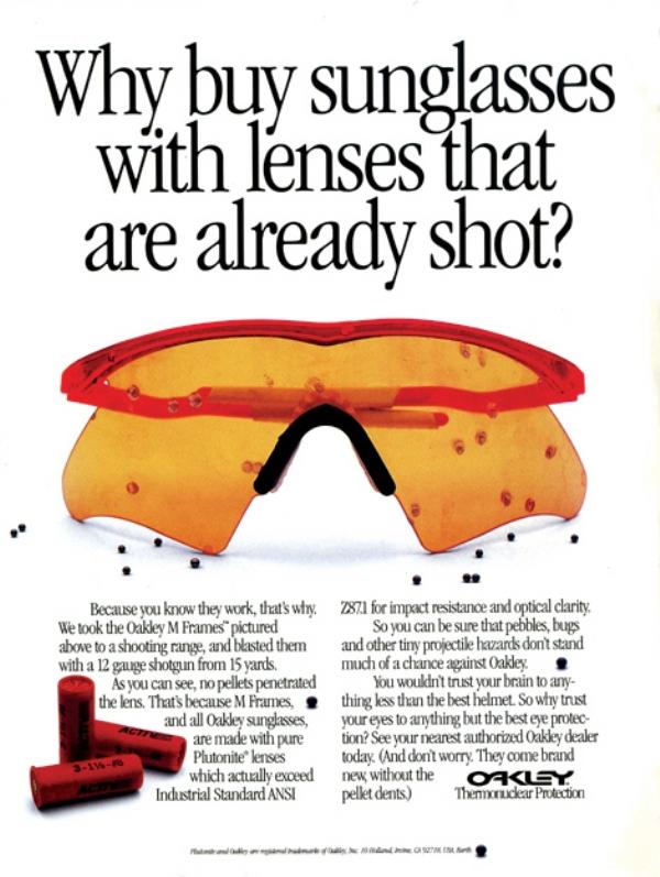 велосипедные очки! Термоядерная защита