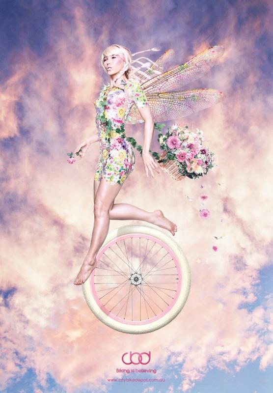 Велосипед - это вера!
