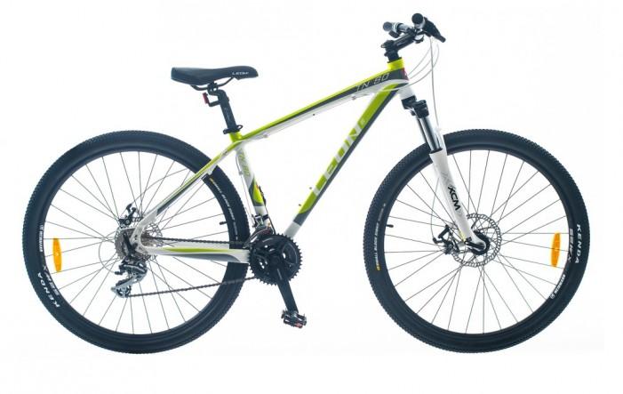 велосипед  LEON TN 80 green