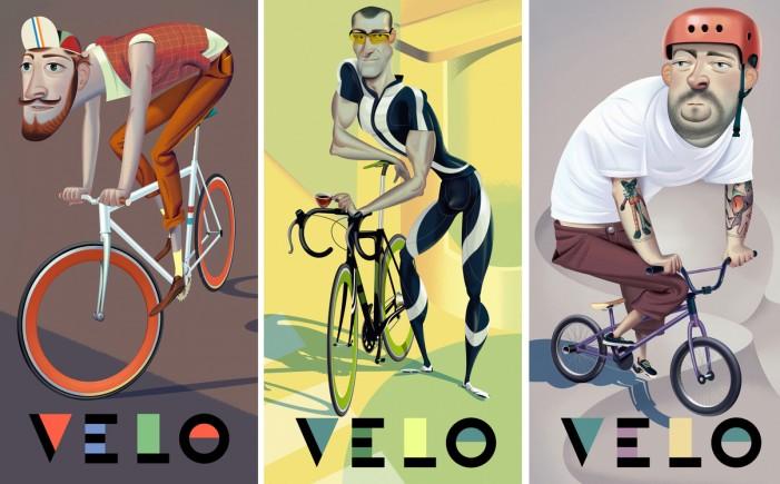 Кто ты, велосипедист?
