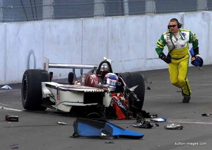 Занарди, бывший автогонщик, паралимпийские игры