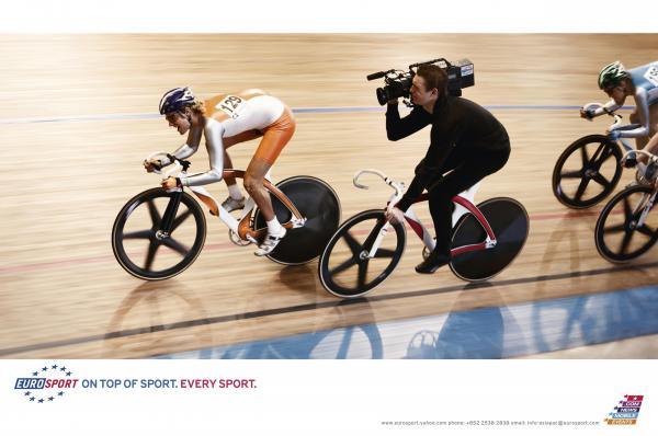Eurosport. На вершине спорта