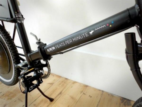 музыкальный велосипед