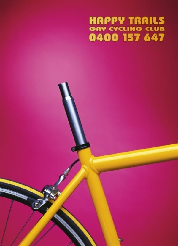 реклама велосипедного гей-сообщества