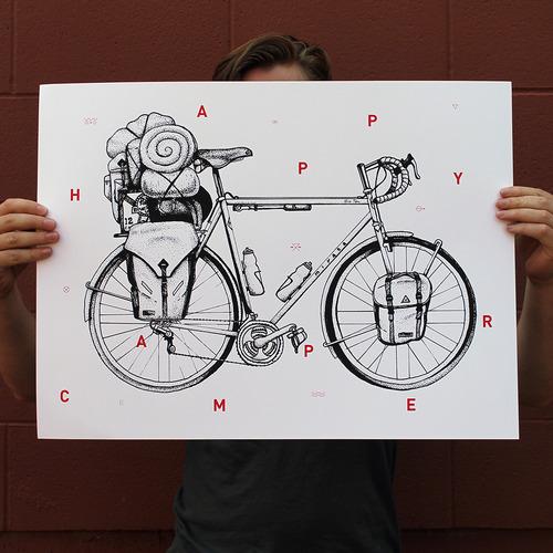 Правильный велосипед для туризма