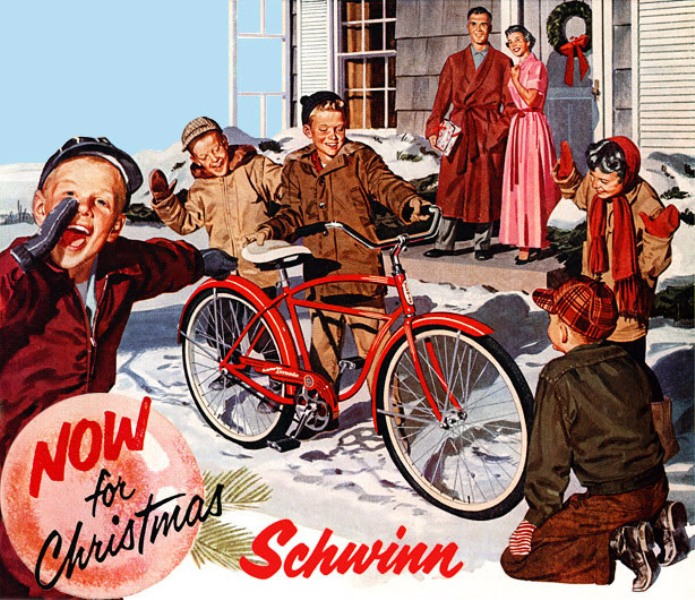 Велосипедная реклама. Ракурс. Продолжение