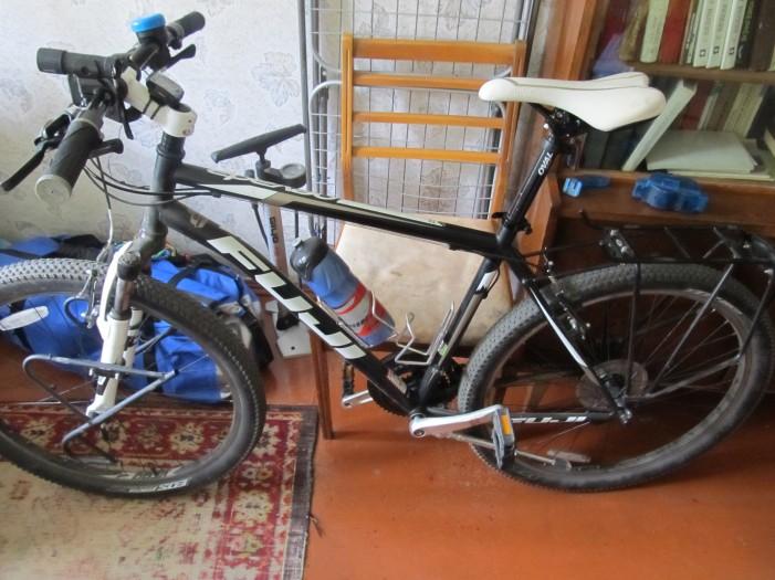 Велосипед Томаса