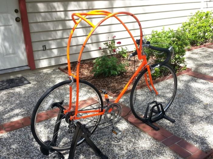 ТРИЗ, велосипед и  седло