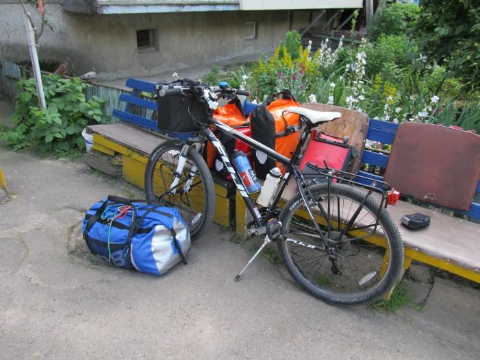 Велосипед для путешествия кругосветки