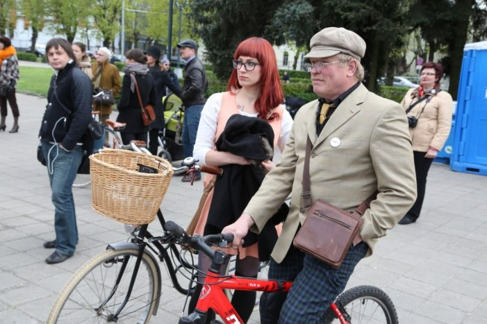 Riga, Tweed Bike race
