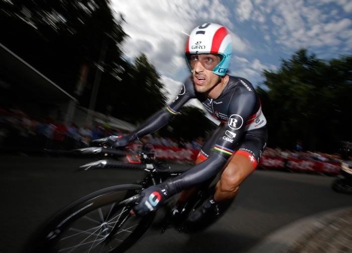 Фабиан Канчеллара Tour De France