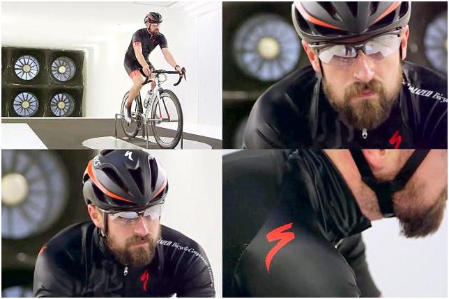 Влияет ли борода на аеродинамику?