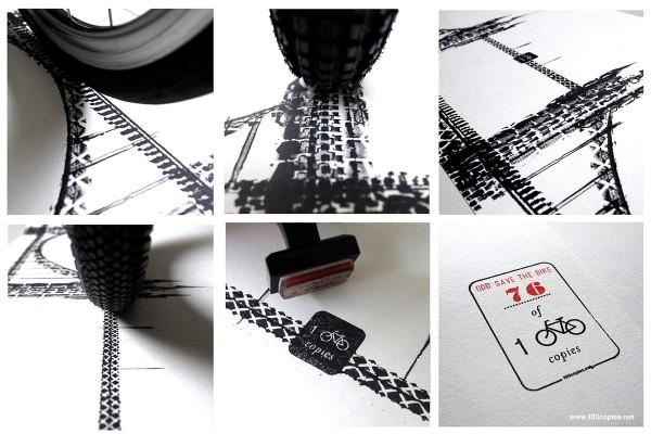 Лондон, новое искусство печати