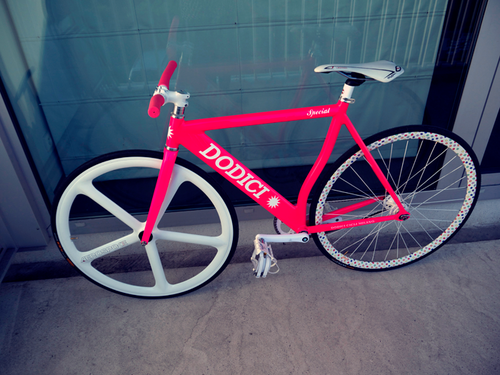 велосипед Docici