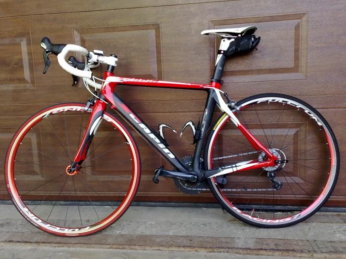 Шоссейный велосипед Scapin
