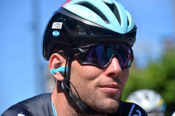 Новые солнцезащитные очки Oakley, Pro Cycling, Марк Кавендиш, Тур де Франс
