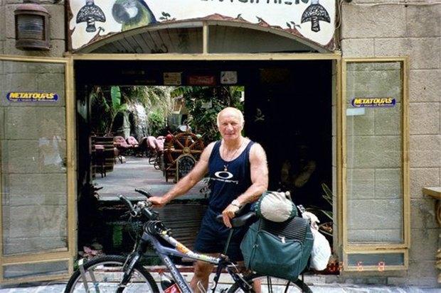 10 лет на велосипеде