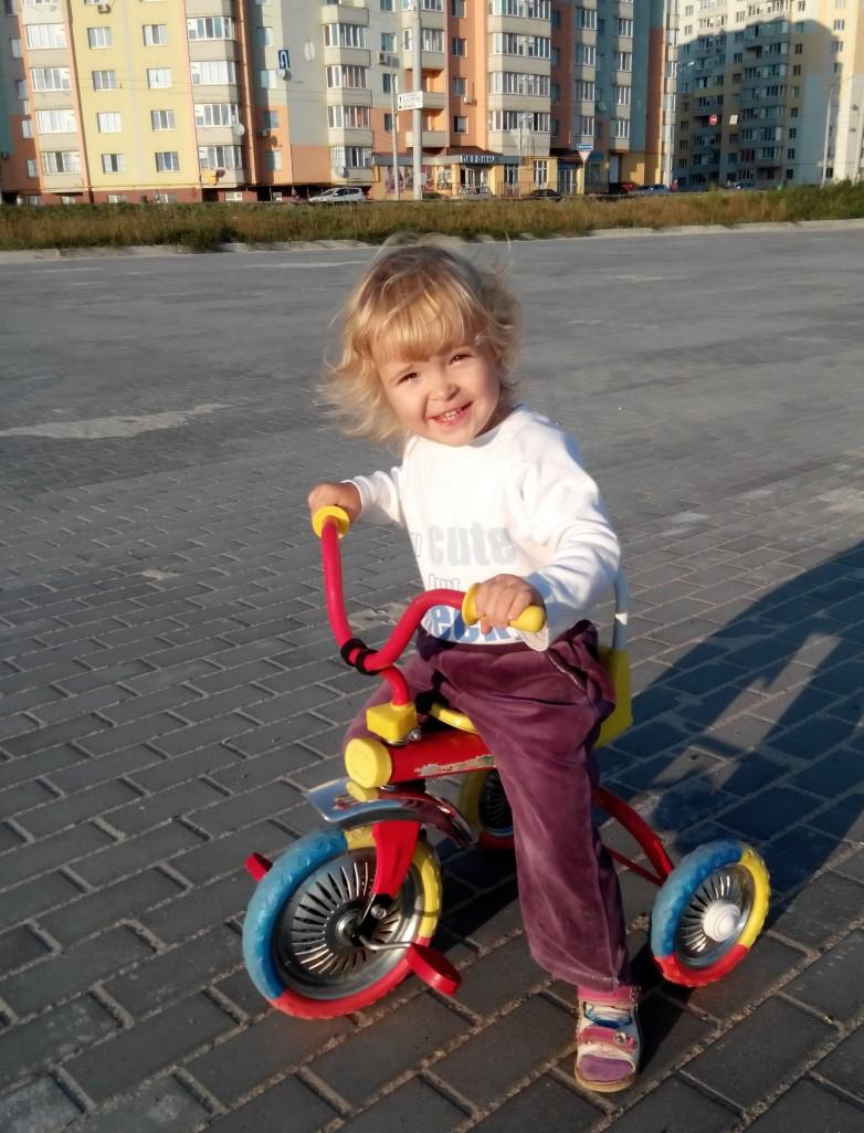 Мой велосипед. Гном 2. Ведана