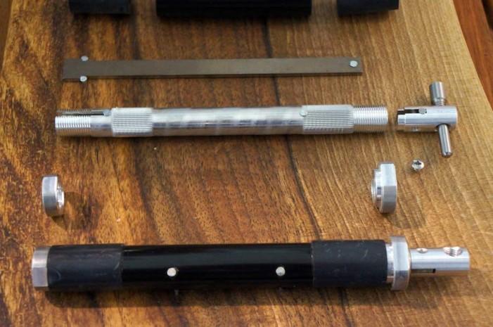 Velospring – амортизирующие велосипедные ручки из орехового дерева