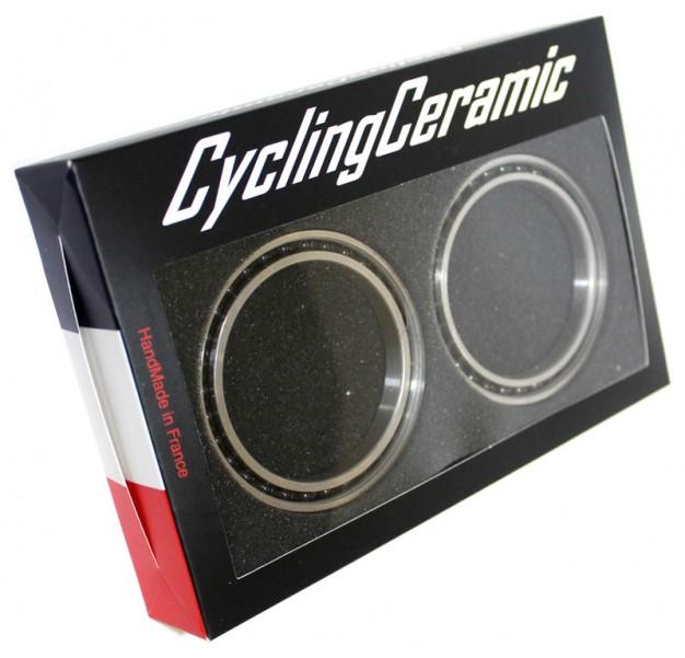 CyclingCeramic. Керамические подшипники на роликах перекидки