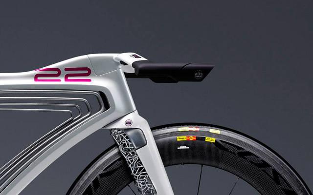 Триатлоновский велосипед от компании rcd advanced