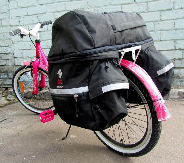 облегчение веса багажа при дальняке