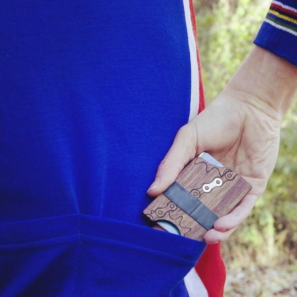 кредитная карта для велосипедиста