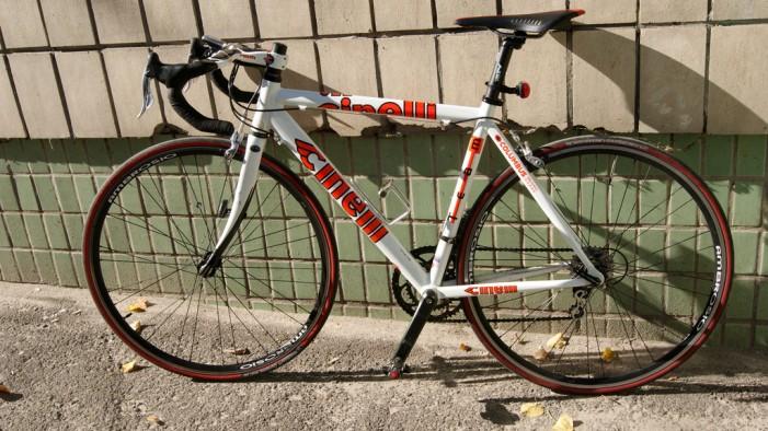 велосипед Cinelli