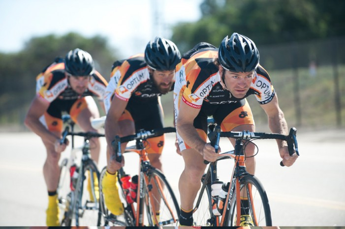 Optum Pro Cycling Training Camp, Feb. 2012