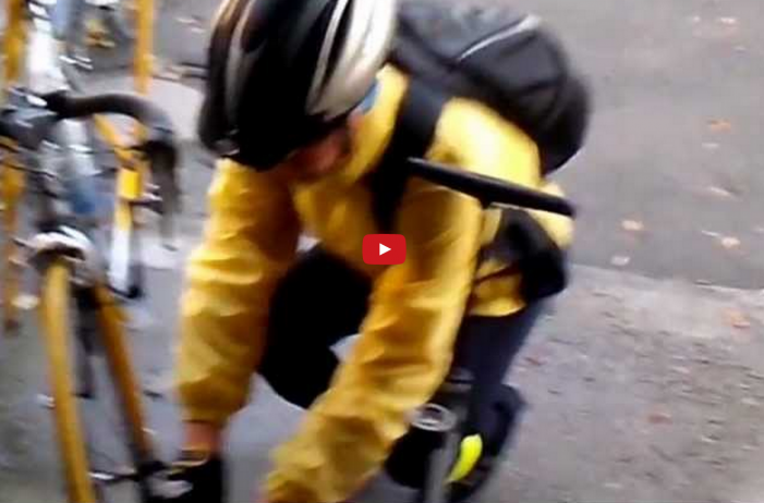 как накачать колеса велосипеда