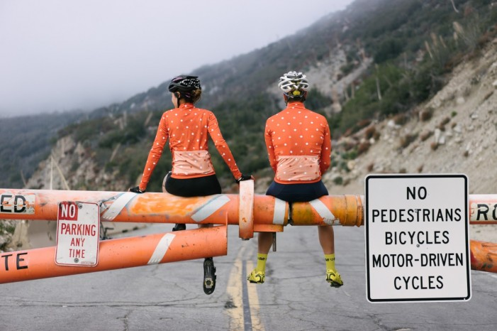 Велосипедисты Sean And  Ryan Highway