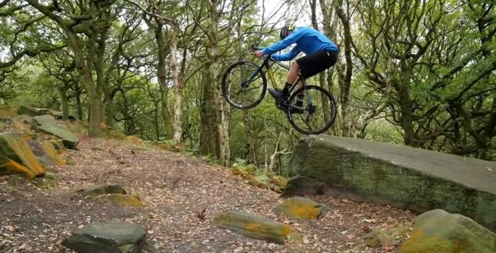 Видео: Крис Акригг и циклокроссовый велосипед