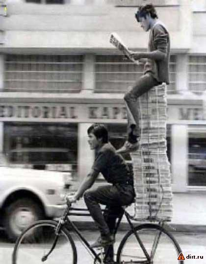 амортизация велосипеда