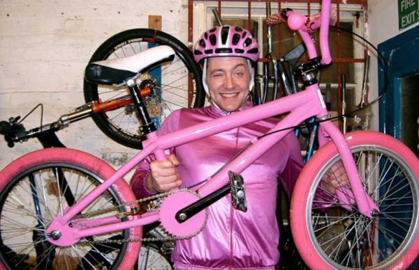 цвет велосипеда