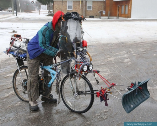 funny-bike-for-winter