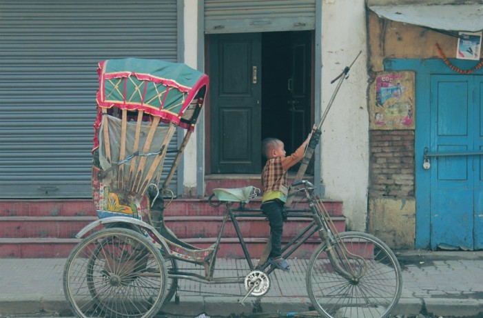 велосипедная Индия