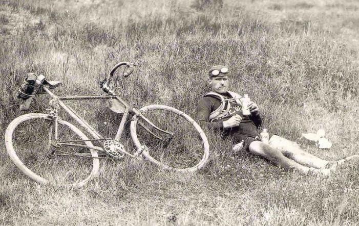 Привал Велодальнобойщик