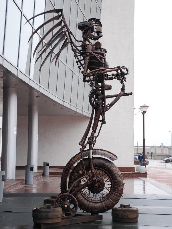 Велосипедная выставка ВелоБайк 2015