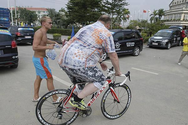 Хороший велосипед Меркс