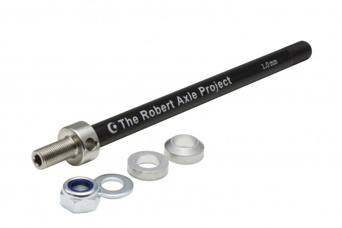 Hitch-Mount-Axle