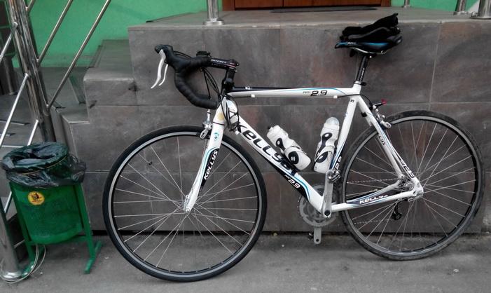 Велосипед Kellys