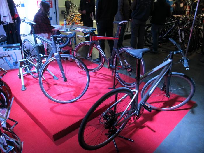 велосипед BMC