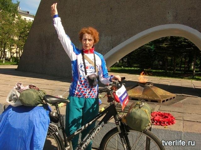 velosipedistka