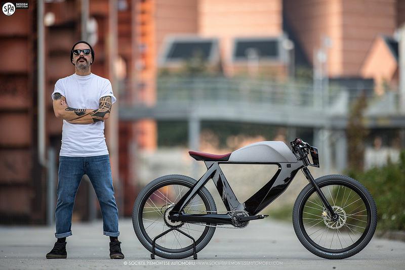 електровелосипед: S.P.A. Bicicletto