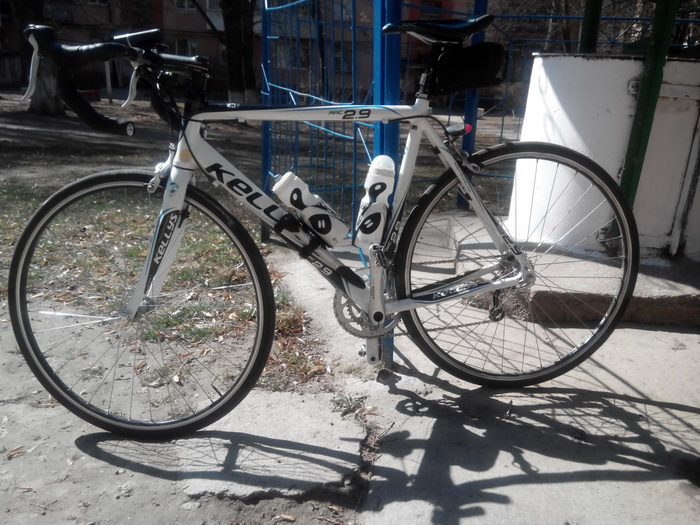 Заправка водой Road bike Kellys