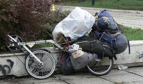 Правильный велосипед