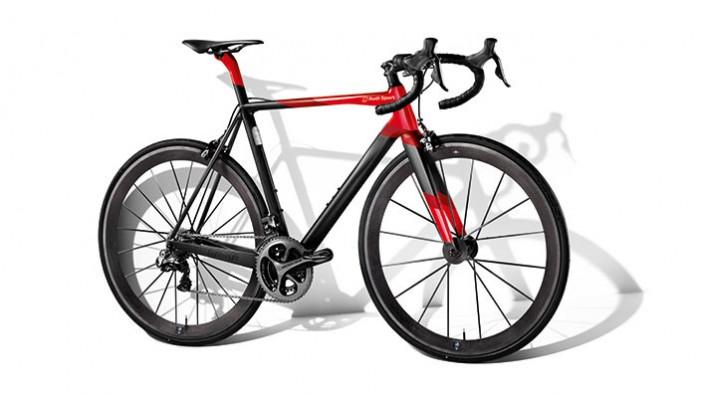 Карбоновый шоссейный велосипед Audi Sport